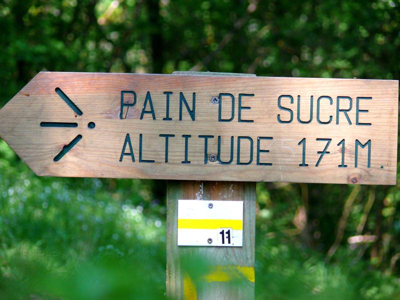 rochers Houle Pain Sucre